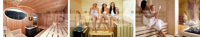 biosauna, sauna z klimatami, sanarium