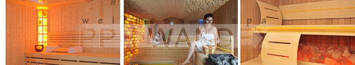 sauna solna, sól w saunie