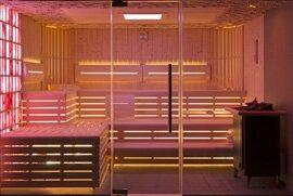 sauna wandex